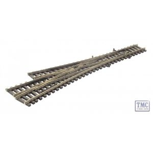 SL-E399F N Gauge C55 Asymetric 3 Way Turnout Peco