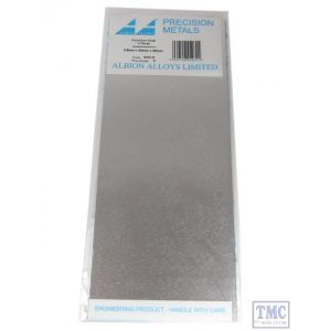 SM3M Albion Alloys Aluminium Sheet 0.8 mm 2 Pack
