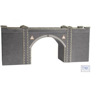 A15 Superquick OO/HO Blue Brick Bridge/Tunnel Entrance - Card Kit
