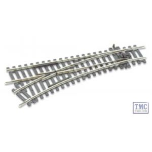 ST-241 OO/HO Scale No.2 Radius L/H Turnout Insulfrog Peco