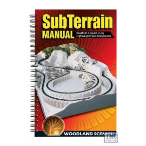 ST1402 Woodland Scenics Subterrain How-To-Book