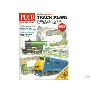 PM-202 Peco Compendium of Track Plans for Layouts to Suit All Locations
