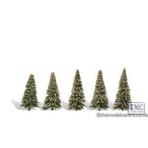 "TR3566 Woodland Scenics 2 ""-3 .5"" Classic Blue Needle (5/Pk)"