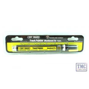 TT4582 Woodland Scenics Tidy Track Track Painter - Weathered Tie