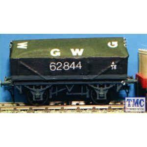 WTST1 Smiths OO Gauge GWR 1923/47 Tarpaulins