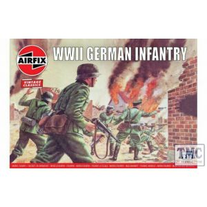A00705V Airfix 1:76 Scale WWII German Infantry
