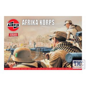 A00711V Airfix 1:76 Scale WWII Afrika Corps