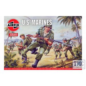 A00716V Airfix 1:76 Scale WWII US Marines