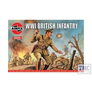 A00727V Airfix 1:76 Scale WWI British Infantry
