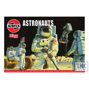 A00741V Airfix 1:76 Scale Astronauts