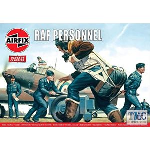A00747V Airfix 1:76 Scale RAF Personnel