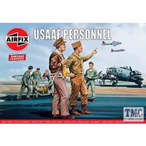 A00748V Airfix 1:76 Scale USAAF Personnel