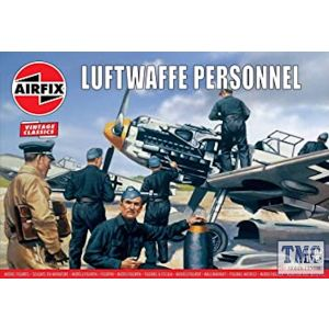 A00755V Airfix 1:76 Scale Luftwaffe Personnel