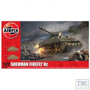 A02341 Airfix 1:72 Scale Sherman Firefly