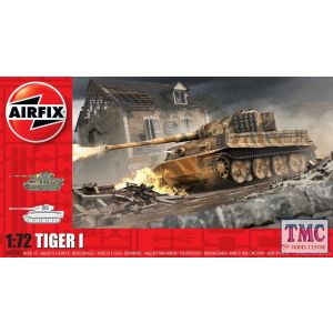 A02342 Airfix 1:72 Scale Tiger 1