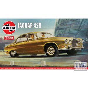 A03401V Airfix 1:32 Scale Jaguar 420