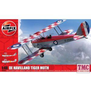 A04104 Airfix 1:48 Scale de Havilland D.H.82a Tiger Moth