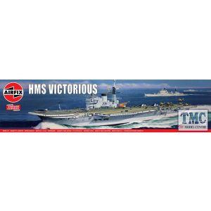 A04201V Airfix 1:600 Scale HMS Victorious