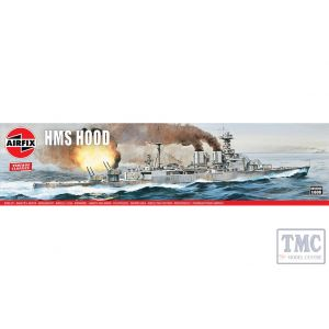 A04202V Airfix 1:600 Scale HMS Hood