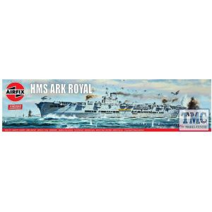 A04208V Airfix 1:600 Scale HMS Ark Royal