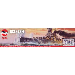 A04211V Airfix 1:600 Scale Admiral Graf Spee