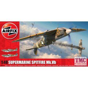 A05125A Airfix 1:48 Scale Supermarine Spitfire Mk.Vb