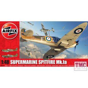 A05126A Airfix 1:48 Scale Supermarine Spitfire Mk.1 a