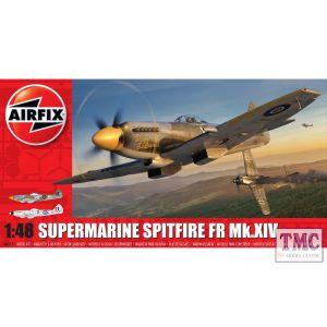 A05135 Airfix 1:48 Scale Supermarine Spitfire FR Mk.XIV