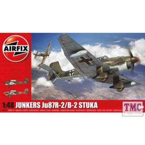 A07115 Airfix 1:48 Scale Junkers JU87B-2/R-2 1:48