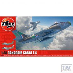 A08109 Airfix 1:48 Scale Canadair Sabre F.4