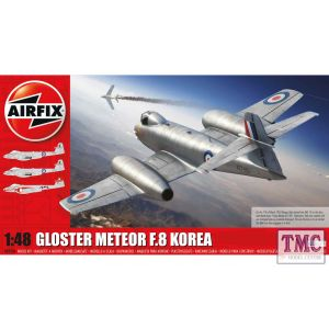 A09184 Airfix 1:48 Scale Gloster Meteor F.8 Korea