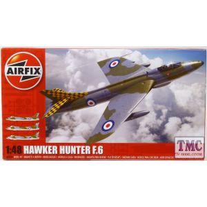 A09185 Airfix 1:48 Scale Hawker Hunter F.6
