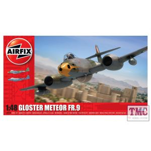 A09188 Airfix 1:48 Scale Gloster Meteor FR.9