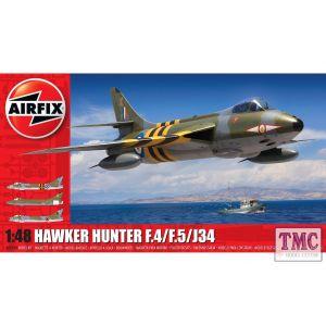 A09189 Airfix 1:48 Scale Hawker Hunter F.4/F.5/J.34