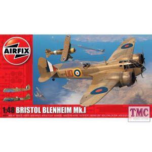 A09190 Airfix 1:48 Scale Bristol Blenheim Mk.1