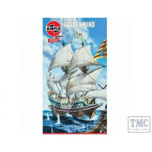 A09258V Airfix 1:72 Scale Golden Hind