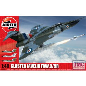 A12007 Airfix 1:48 Scale Gloster Javelin