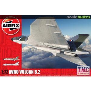 A12011 Airfix 1:72 Scale Avro Vulcan B.2 Plastic Kit