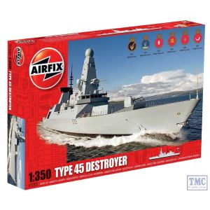 A12203 Airfix 1:350 Scale Type 45 Destroyer