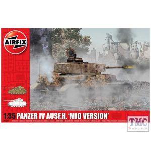 A1351 Airfix 1:35 Scale Panzer IV Ausf.H Mid Version