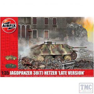 A1353 Airfix 1:35 Scale JagdPanzer 38 tonne Hetzer, Late Version