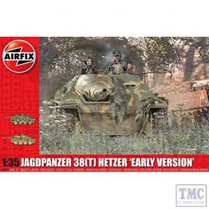 A1355 Airfix 1:35 Scale JagdPanzer 38 tonne Hetzer Early Version