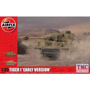 A1357 Airfix 1:35 Scale Tiger 1, Early Production Version