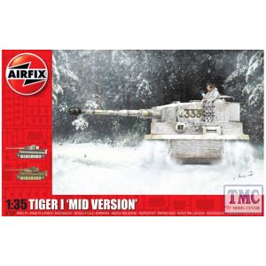 A1359 Airfix 1:35 Scale Tiger-1 Mid Version