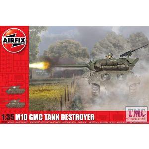 A1360 Airfix 1:35 Scale M10 GMC Tank Destroyer