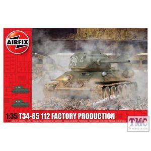 A1361 Airfix 1:35 Scale T34-85 112 Factory Production