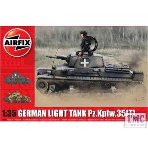 A1362 Airfix 1:35 Scale German Light Tank Pz.Kpfw.35(t)