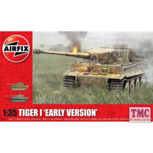 A1363 Airfix 1:35 Scale Tiger-1 Early Version