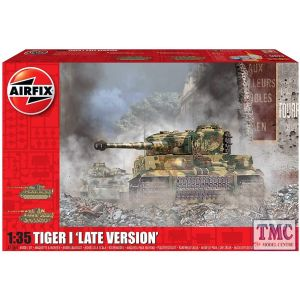 A1364 Airfix 1:35 Scale Tiger-1 Late Version