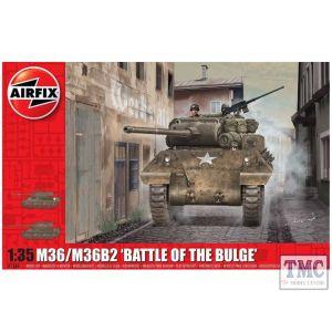 A1366 Airfix 1:35 Scale M36/M36B2 Battle of the Bulge